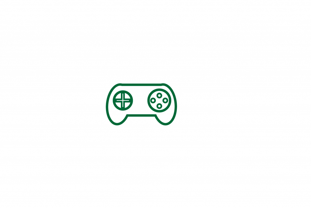 icons game pad bold